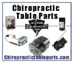 Chiropractic Table Parts and Used Chriorpactic Table Parts