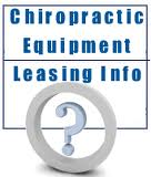 Chiropractic Table Leasing