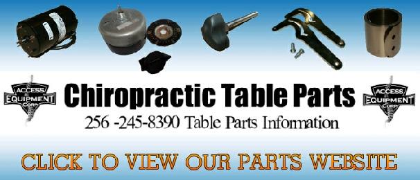 Zenith Chiropractic Tables